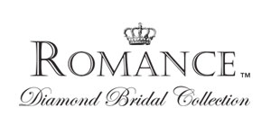 Romance Bridal - Finely crafted in 14kt or 18kt gold and diamonds, Romance features 