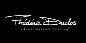 "Frederic Duclos is an award winning French designer of contemporary sterling jewelry. Established in 1984, this family owned studio is based in Huntington Beach, California. The designer recently won two first place awards in the Jeweler's Choice Award competition for 2014 as well as finalist awards in 2013 and 2012. In addition, Frederic Duclos is a prestigious Designer of Distinction through the SPS. Each piece of jewelry is exclusively hand crafted in Europe, and reflects Frederic's paramount attention to detail. The gems used in each piece are carefully chosen and all of our jewelry is rhodium plated. Writes Frederic ""I am thrilled that my contemporary designs are so well received by women across the United States and Canada. As a precious metal designer, I am privileged to be able to work in the beautiful surroundings of Southern California. I will continue to strive to create timeless, wearable pieces that transitions seamlessly from day to evening. Frederic designs over 5 new collections a year, so be sure to stop by and see his latest creations."