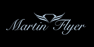 Martin Flyer - FlyerFit rings are hand crafted, using the finest raw materials available. All FlyerFit rings use Hearts and Arrows Ideal Cut...