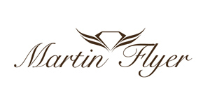 Martin Flyer - FlyerFit® rings are hand crafted, using the finest raw materials available. All FlyerFit® rings use Hearts and Arro...