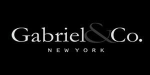 Gabriel & Co. Bridal Engagement and Wedding Rings are among the finest in the world. Their exceptional craftsmen individually handcraft each ring with careful attention to detail and styling. Their diamond selection process guarantees superior quality, as each stone is thoroughly examined by an expert gemologist. Their bridal collections offer a variety of styles, as well as the flexibility to alter elements in order to create a unique heirloom.