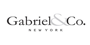 Gabriel & Co. Bridal Engagement and Artisan Jewelry Designs are among the finest in the world. Their exceptional craftsmen individually handcraft each ring with careful attention to detail and styling. Their diamond selection process guarantees superior quality, as each stone is thoroughly examined by an expert gemologist. Their bridal collections offer a variety of styles, as well as the flexibility to alter elements in order to create a unique heirloom. Gabriel & Co. knows that jewelry is not about the objects, but about the women they adorn. They are the crafted expressions of each woman's personal style. Whether purchased for herself or bestowed from a loved one, Gabriel jewelry enhances the beauty of every woman.