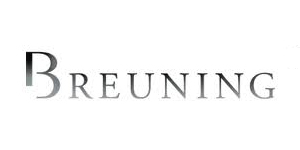 Breuning is renowned for modern and innovative design combined with top quality in form and execution.