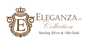 Eleganza - Eleganza presents an esquiste collection of sterling silver jewelry, accented with rich 18k gold and bejewelled with genuine ...