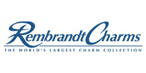 Rembrandt Charms is world-renowned for superb craftsmanship and a stunning collection featuring thousands of charm styles. Only Rembrandt has earned the title, The World's Largest Charm Collection by offering each charm style in five different precious metals: sterling silver, gold plate, 10k yellow gold, and 14k yellow and white gold. All Rembrandt products are backed by a Lifetime Warranty.