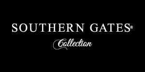 Southern Gates - Ornamental ironwork found throughout the country has inspired the Southern Gates Collection.  The delicate designs once forge...