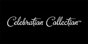 Our Celebration Collection is a stunning line of engagement sets that are fit for a modest budget, available in 10 or 14 karat white, yellow, or rose gold, or platinum. Each engagement ring style is available in modern, three-stone, classic, vintage, and halo collections, and there is a wedding band to match. All styles are updated frequently to keep up with the latest trends of engagement sets and bridal jewelry.