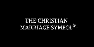 Christian Marriage Symbol - The Christian Marriage Symbol is a powerful way to express your everlasting love and enduring faith. Interlocking circles sym...