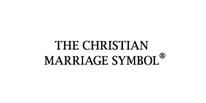 The Christian Marriage Symbol is a powerful way to express your everlasting love and enduring faith. Interlocking circles symbolize your marriage.  The cross bears witness to your faith. Three beautiful diamonds celebrate your past, present, and future together Each Christian Marriage Symbol is individually crafted 14 karat white or yellow gold, as well as stunning two-tone gold combinations. We also make a special sterling silver model without diamonds.  Your Christian Marriage Symbol will become a daily inspiration in your life and a meaningful personal treasure to enjoy forever.