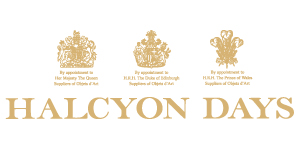 Halcyon Days - The craft of enameling on copper has been carried out in England since the 1740s and Halcyon Days has become its guardian. A ...