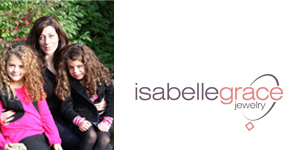 Isabelle Grace - When Claudia decided to start her own jewelry line, she was inspired by a lovely locket which had been given to her as a chil...
