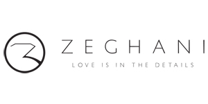 Zeghani's single mission is to to design and create high quality bridal and fashion jewelry.
