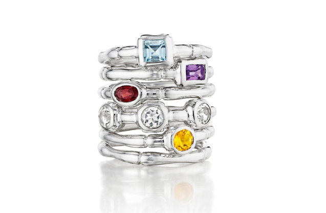 Thistle & Bee - 106-6155-Stack.jpg - brand name designer jewelry in New Milford, Connecticut