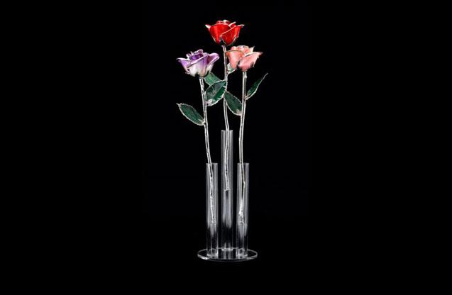 24K Rose - 24kRoseCo_Lacquered_Plat.jpg - brand name designer jewelry in Rochester Hills, Michigan