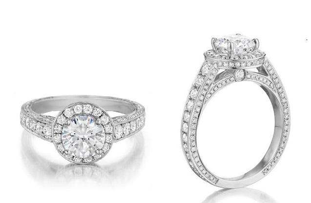 Henri Daussi - 29.jpg - brand name designer jewelry in Oak Harbor, Washington
