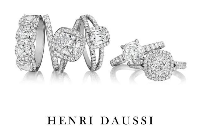 Henri Daussi - 9.jpg - brand name designer jewelry in Bossier City, Louisiana
