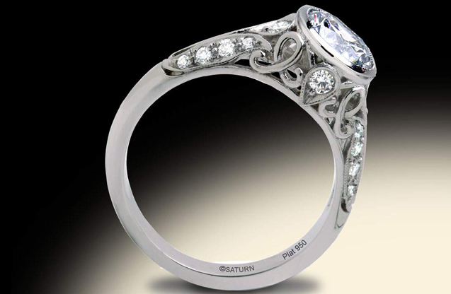 Saturn Jewels - AD612.jpg - brand name designer jewelry in Augusta, Georgia