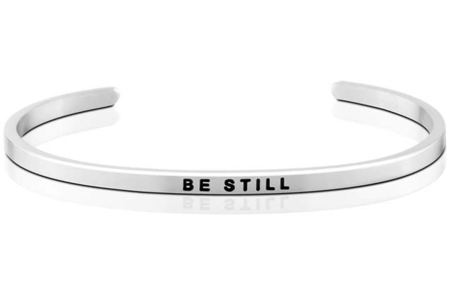 MantraBand - Be_Still_braceletjpg.jpg - brand name designer jewelry in Mount Pleasant, Michigan