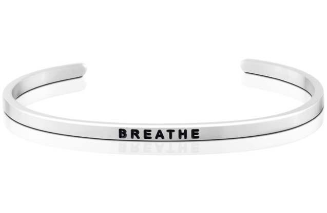 MantraBand - Breathe_bracelet.jpg - brand name designer jewelry in  Pittsburgh, Pennsylvania