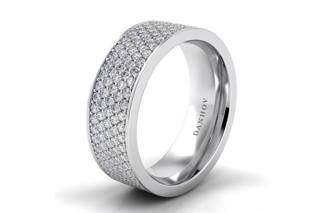 DANHOV - CB106.jpg - brand name designer jewelry in Placentia, California