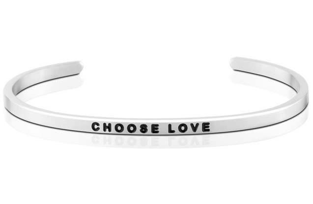 MantraBand - Choose_Love_bracelet.jpg - brand name designer jewelry in Woodward, Oklahoma