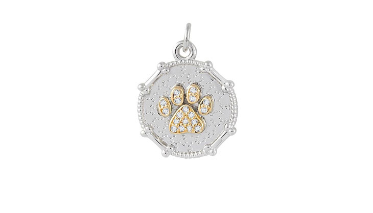 Paws - Collections_BabyFeet_Paws_02.jpg - brand name designer jewelry in Muscle Shoals, Alabama