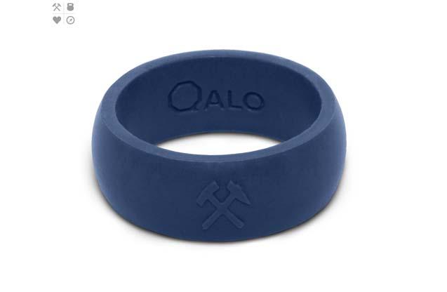 Qalo - Color_TrueBlue_Mens_Quality.jpg - brand name designer jewelry in Hendersonville, North Carolina