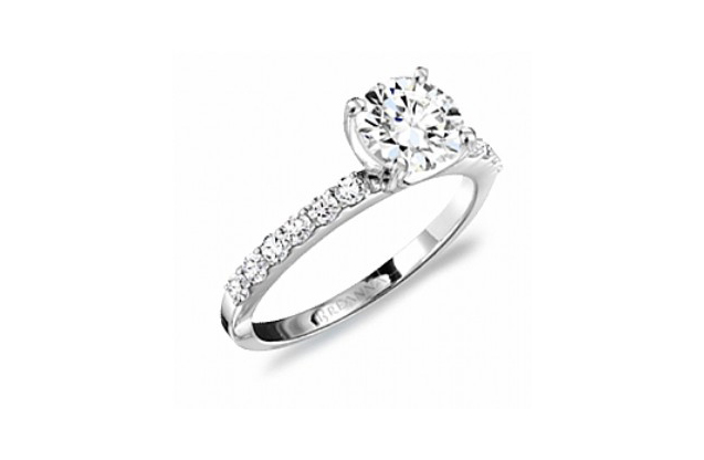 Crown Ring - DR-1020-S100A-c.jpg - brand name designer jewellery in Stouffville, Ontario