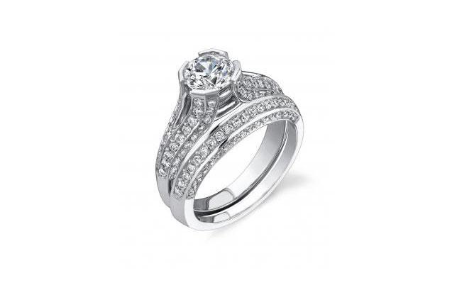 Elma-Gil Bridal - DR-103_-_Set.jpg - brand name designer jewelry in Bossier City, Louisiana