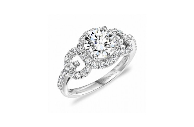 Crown Ring - DR-3035-S100-c.jpg - brand name designer jewelry in St. Augustine, Florida