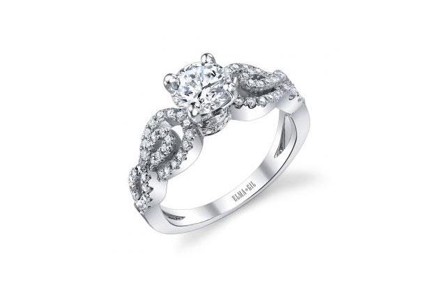 Elma-Gil Bridal - DR-348.jpg - brand name designer jewelry in Bossier City, Louisiana