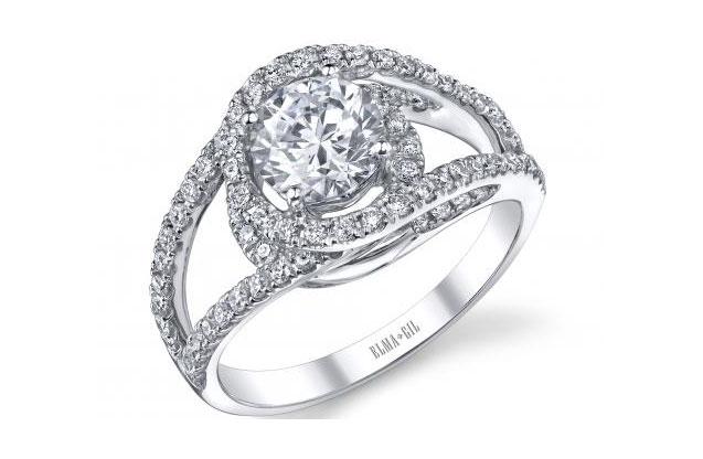 Elma-Gil Bridal - DR-503_2.jpg - brand name designer jewelry in Bossier City, Louisiana