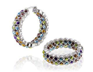 Color Story - E3454-2X20 PASTEL.png - brand name designer jewelry in Richmond, Virginia