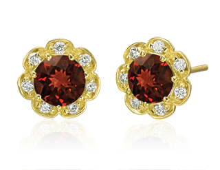 Color Story - E3509-6 GAR-DIA.png - brand name designer jewelry in Richmond, Virginia