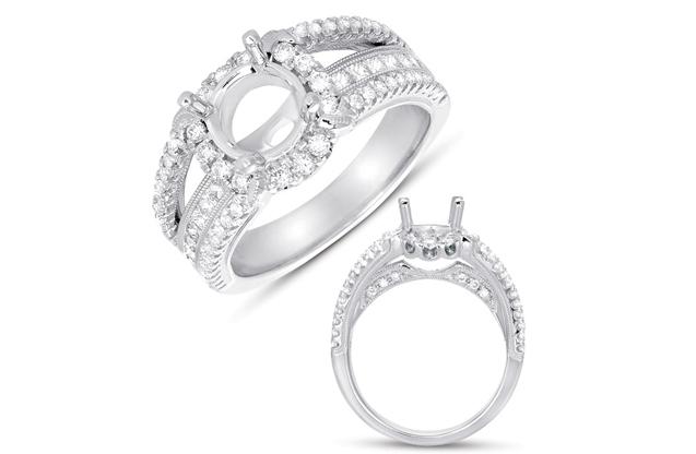 S. Kashi - EN7501-15WG.jpg - brand name designer jewelry in Cornelius, North Carolina