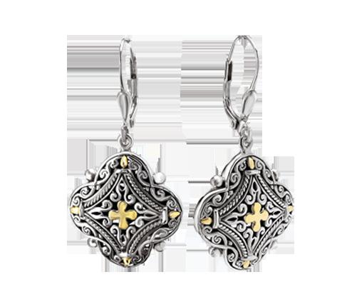 Eleganza - Eleganza_Ear_02.png - brand name designer jewelry in Bossier City, Louisiana