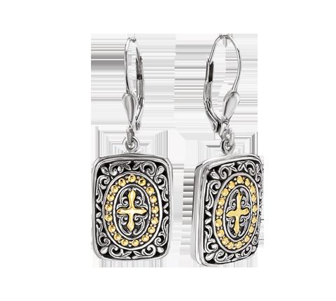 Eleganza - Eleganza_Ear_03.png - brand name designer jewelry in Bossier City, Louisiana
