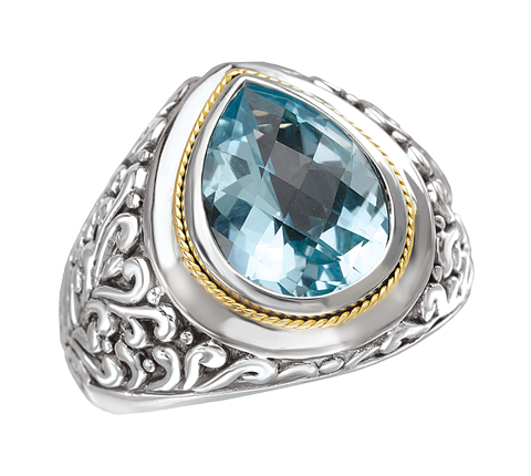 Eleganza - Eleganza_Ring_01.png - brand name designer jewelry in Bryant, Arkansas