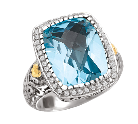 Eleganza - Eleganza_Ring_03.png - brand name designer jewelry in Bryant, Arkansas