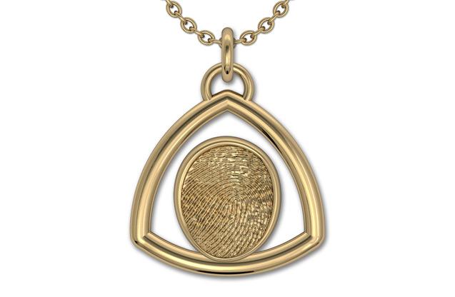 Fingerprint Jewelry - FI17TPY.jpg - brand name designer jewelry in Wooster, Ohio