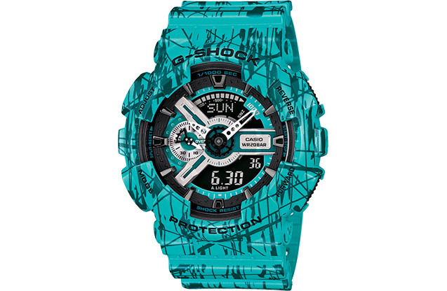 G-Shock - GA110SL-3A_xlarge.jpg - brand name designer jewelry in Lynnwood, Washington