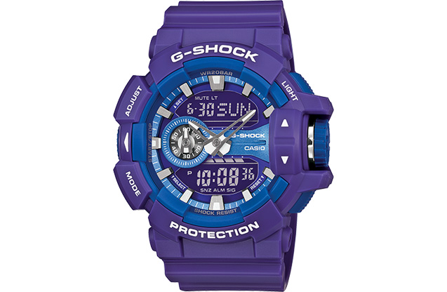 G-Shock - GA400A-6A_xlarge.jpg - brand name designer jewelry in Sayville, New York