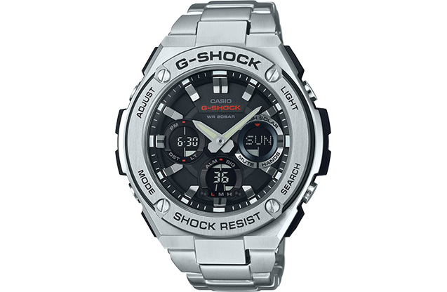 G-Shock - GSTS110D-1A_xlarge.jpg - brand name designer jewelry in Sayville, New York