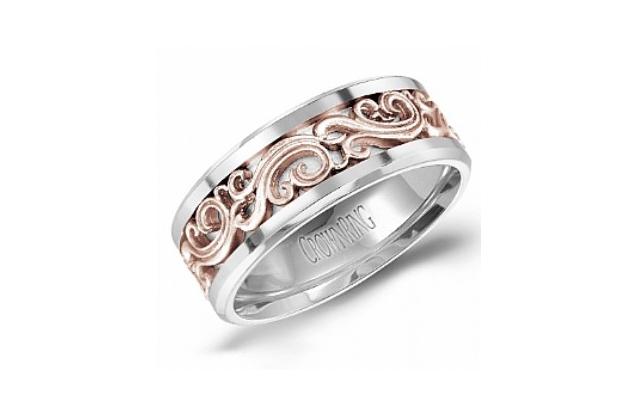 Crown Ring - HW-6106-M10-c.jpg - brand name designer jewelry in St. Augustine, Florida