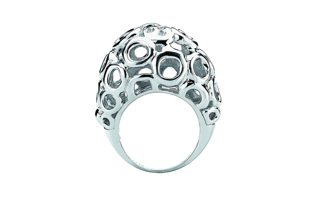 Hot Diamonds - HotDiamonds_Black_Ring.jpg - brand name designer jewelry in Faribault, Minnesota