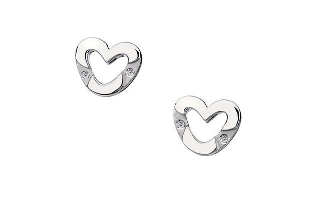 Hot Diamonds - HotDiamonds_Cascade_Ear.jpg - brand name designer jewelry in Bristol, Connecticut