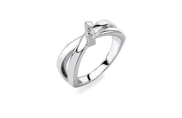 Hot Diamonds - HotDiamonds_Cascade_Ring2.jpg - brand name designer jewelry in Bristol, Connecticut