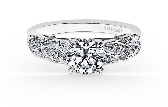 Kirk Kara - K156R.jpg - brand name designer jewelry in Pensacola, Florida