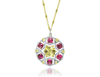 Color Story - PND3500-L LC-PT-DIA.png - brand name designer jewelry in Richmond, Virginia