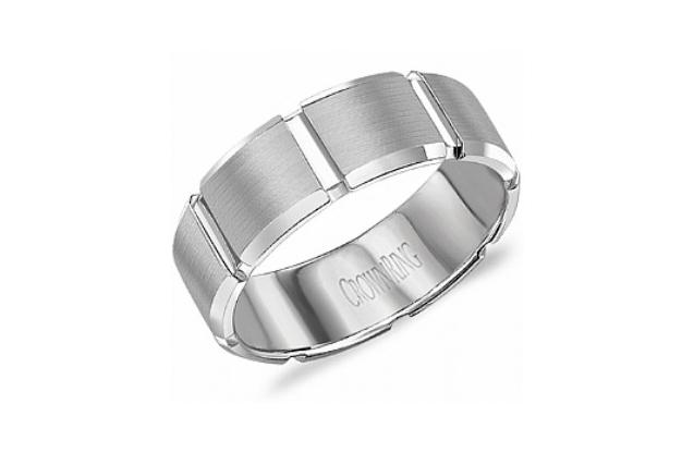 Crown Ring - WB-7038-M10-c.jpg - brand name designer jewelry in St. Augustine, Florida